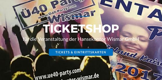 Ticketshop - Hansekontor Wismar GmbH